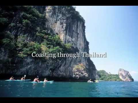 Coasting through Thailand, Andaman Sea Kayaking