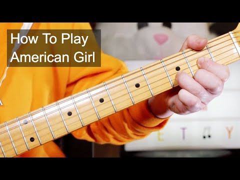 'American Girl' Tom Petty And The Heartbreakers Guitar Lesson