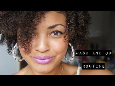 wash & routine 3c 4a 4b 4c