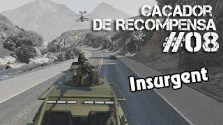 GTA V Online: Caçador de Recompensa #8: Pipoco com Insurgent