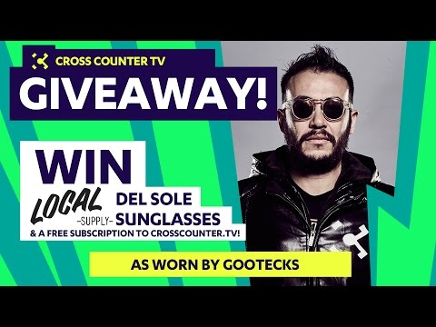 Win a pair of the sunglasses gootecks wore at ELeague from Local Supply (@localsupply)