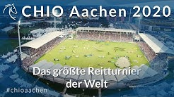 Der CHIO Aachen 2020 ist abgesagt