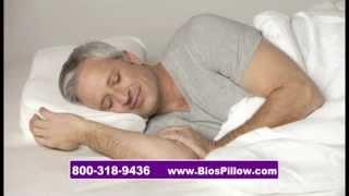 BIOS Anti-Snore Pillow