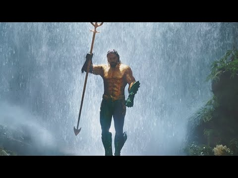 DC y Warner presentan un sorpresivo tráiler final de Aquaman