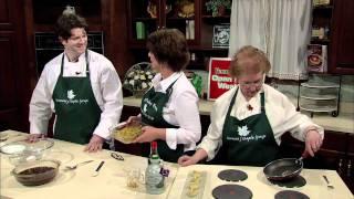 Maple Venison Marinade & Maple Rhubarb Pie