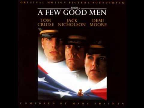 A Few Good Men soundtrack score 11 END TITLE
