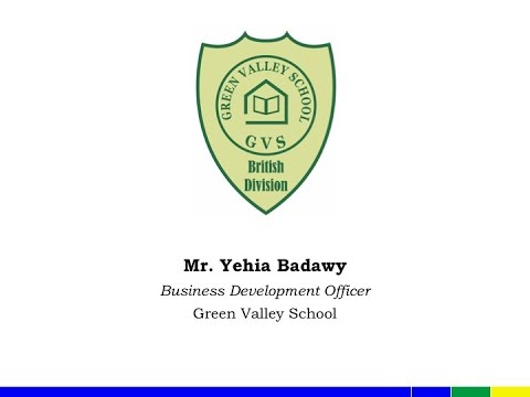 Why join Green Valley School? - IGCSE Information Session 28/3/2017