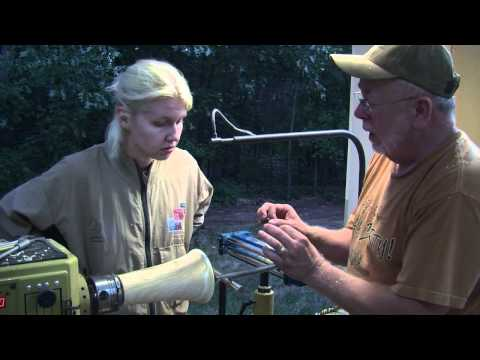 Woodturning: Hollowing Basics using the Carter Hollow Roller