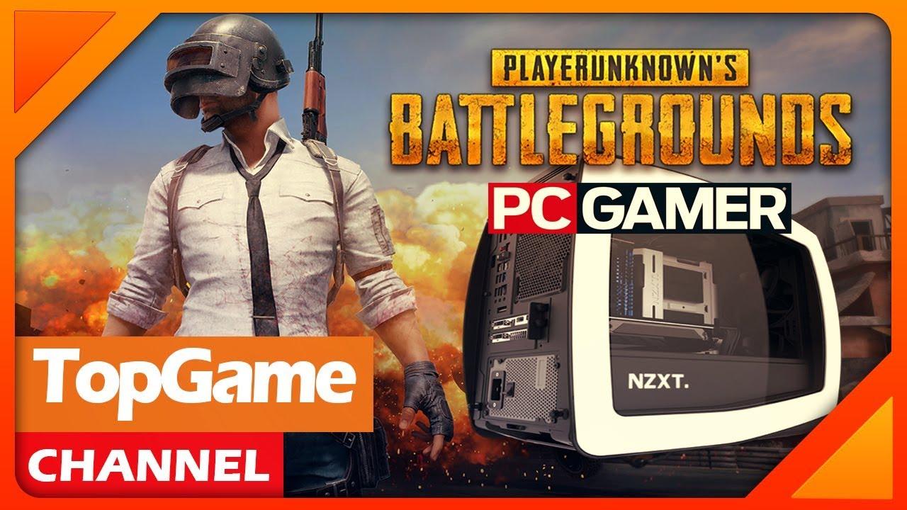 [Topgame] Cấu hình máy tính chơi mượt Playerunknown's Battlegrounds 20 triệu