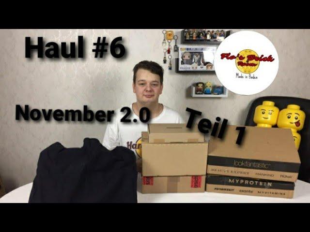 Haul #6 November 2.0 Teil 1