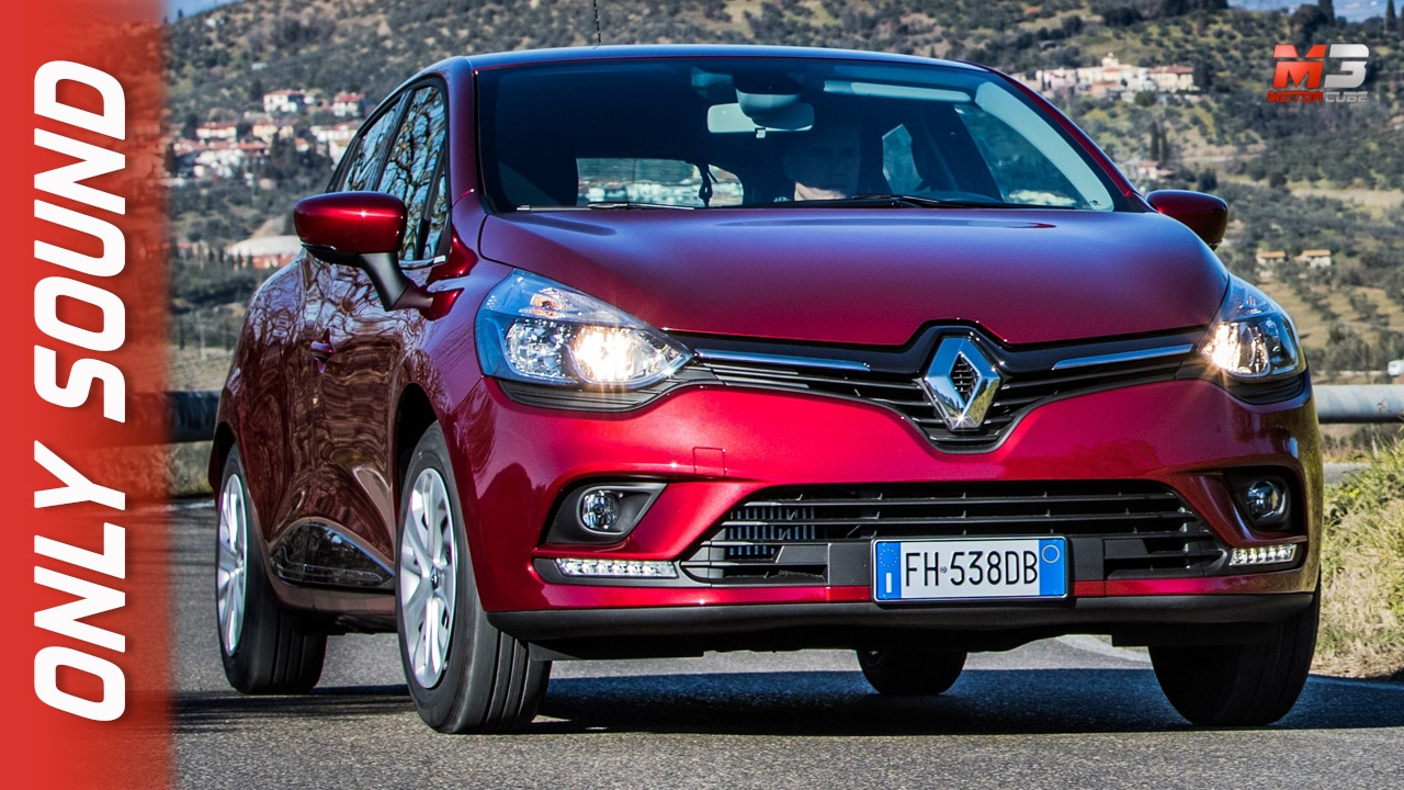 new renault clio tce gpl 2017 first test drive only. Black Bedroom Furniture Sets. Home Design Ideas