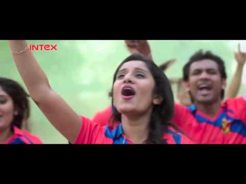 Gujarat Lions IPL 2016 Theme Song - Game Maari Chhe