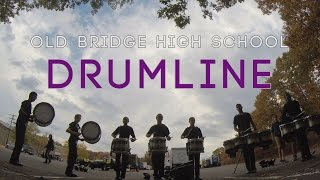 Old Bridge High School Drumline 2015