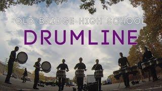 Old Bridge High School Drumline 2015