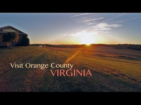 Orange County Virginia