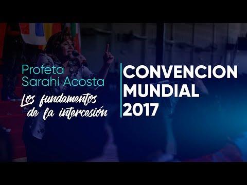 Profeta Sarahí Acosta / Los Fundamentos de la intercesión