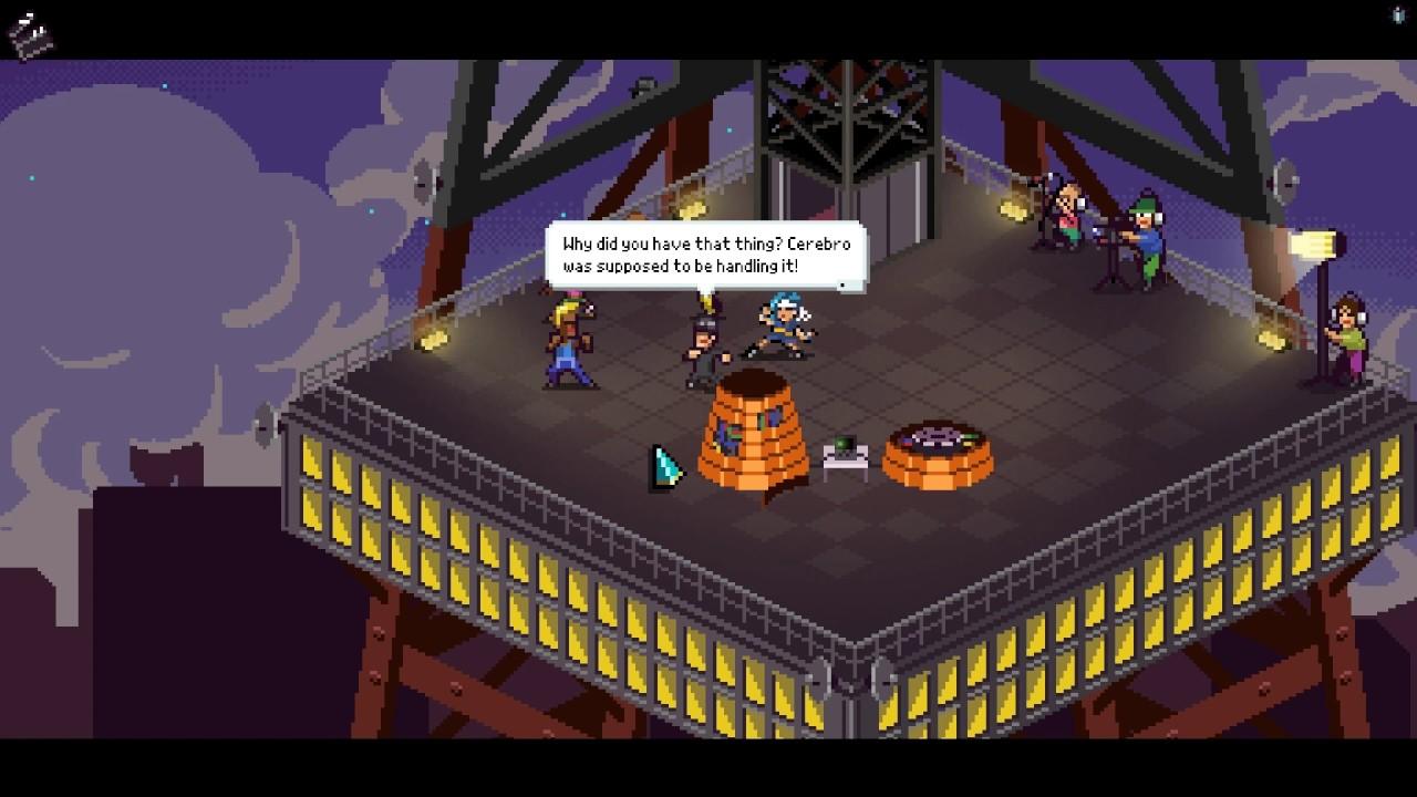 Hentai Furry Game inside chroma squad episode 24 super furry hentai monster! - youtube