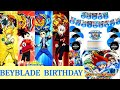BEYBLADE  ! Birthday celebrations ?? ! Beyblade friends Battle ! USA ! Battle Game Party ?? !