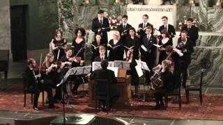 Instrumentalisten und Vocalisten des Ensemble Musica Sacra Dresden ...