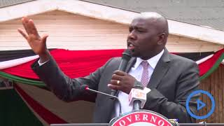 Murkomen accuses Raila of disrespect to public institutions