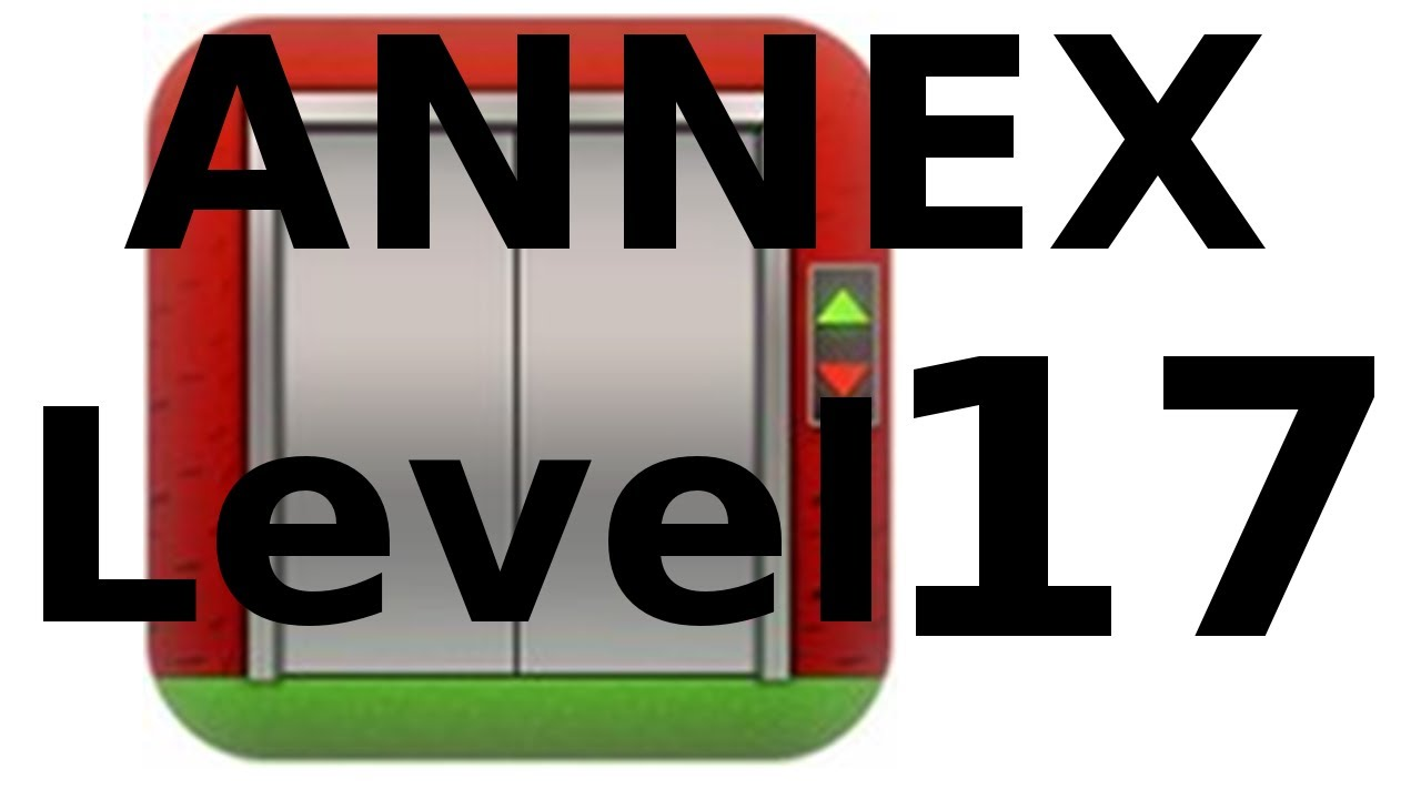 100 Floors Annex Level 17 Walkthrough Youtube