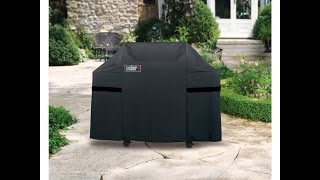 Weber 7553 Premium Cover for Weber Genesis Gas Grills