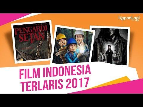 11 Film Indonesia Terlaris di 2017