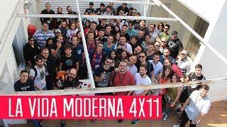 La Vida Moderna 4x11...Moderdonia no se rompe