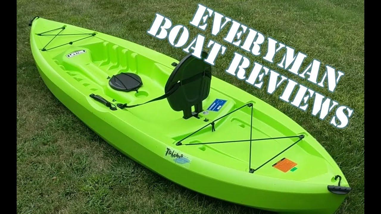 Everyman Boat Reviews - Lifetime Tahoma