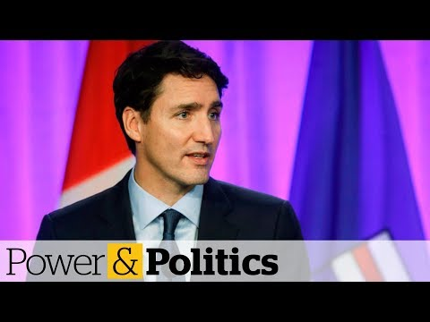 Trudeau says Canadian oil is in crisis | Power & Politics