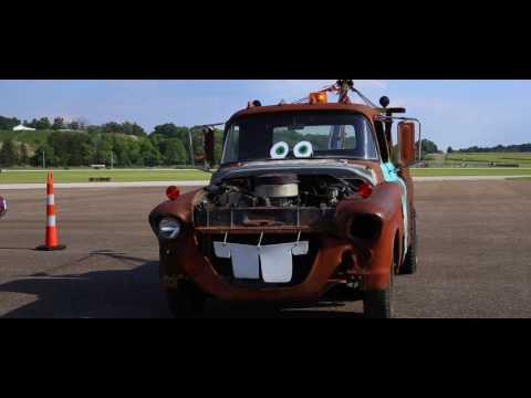 Akron Race Legends Market Dedication Car Show