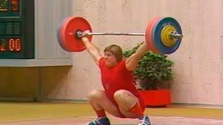 1980 Olympic Weightlifting, 110 kg \ Тяжелая Атлетика. Олимпийские Игры