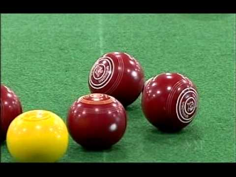 Lawn Bowls:World Cup 2007 Aust Vs Canada 2nd Semi - Bester V Rice