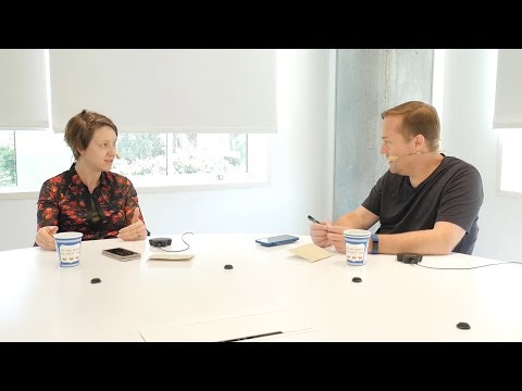 """E1: """"Angel"""" Podcast Premiere: Cyan Banister, former angel investor now Founders Fund VC"""