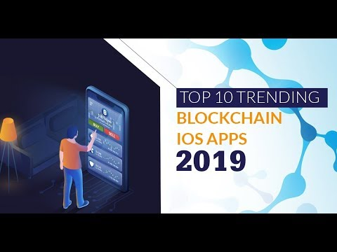 Top 10 trending blockchain Ios Apps 2019 | iphone App Overview | Trending App of 2019