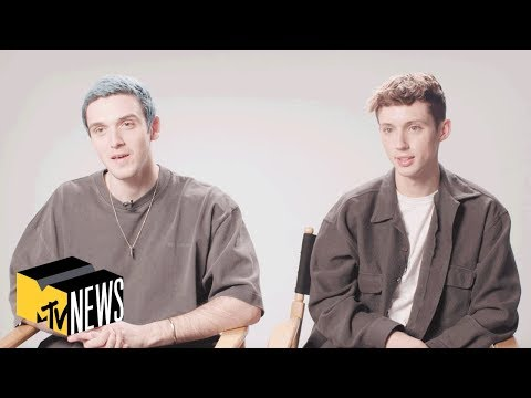 Lauv & Troye Sivan On Writing 'i'm So Tired…' | MTV News
