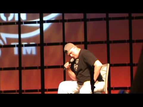 Richard Dean Anderson Phoenix comicon 2014 Full