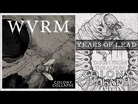 WVRM - YEARS OF LEAD (OFFICIAL AUDIO)