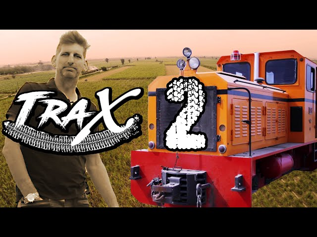 Trax 2 - Chasing The Sugar Train (五分車)