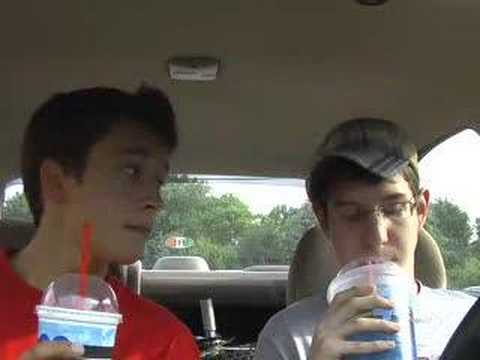 Young Tyler Joseph and Josh Dun