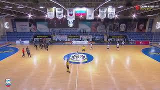 Париматч Суперлига 1 4 плей офф Тюмень Динамо Самара Матч 1