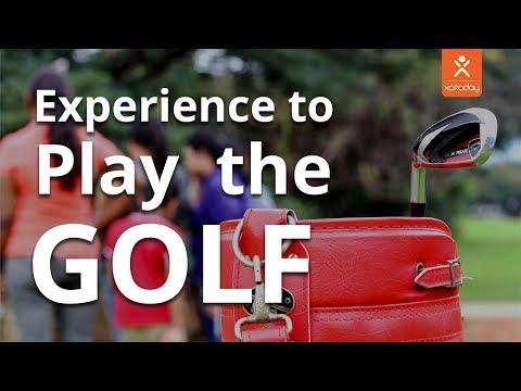 Golf | Golf Training | Golfing Experience | Bangalore