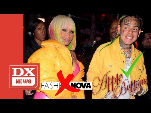 "Nicki Minaj Made Tekashi 6ix9ine Change Lyrics Promoting Fashion Nova In ""MAMA"" Song With Kanye West Mp3"