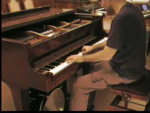 Pitbull ft Marc Anthony - Rain over me - piano & drum cover acoustic unplugged by LIVE DJ FLO