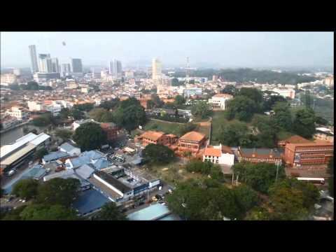 مدينة ملاكا ماليزيا Malacca / Melaka city -malaysia