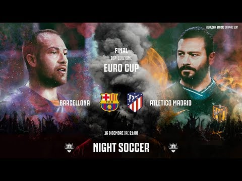 Night Soccer 16 - Finale Euro Cup