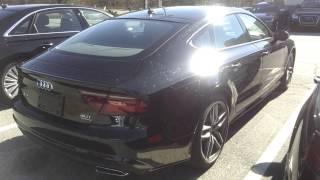 Audi A6 vs Audi A7 vs A8 in one video
