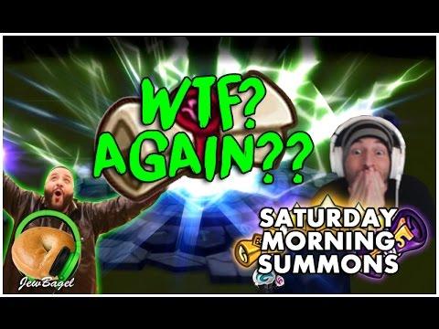 SUMMONERS WAR : Saturday Morning Summons LIVE - 1000+ Mystical & Legendary Scrolls - (3/25/17 1of2)