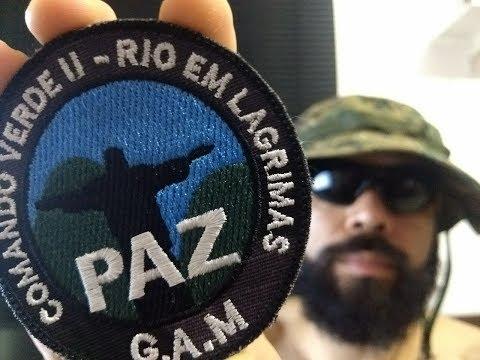 Comando Verde II - Rio em Lágrimas (jogo do G.A.M. - RJ) | Diário de Combate