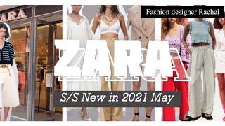 🧡ZARA NEW IN 2021MAY💕 part 2 자라 S/S Fashion trend, 패션디자이너 레이첼